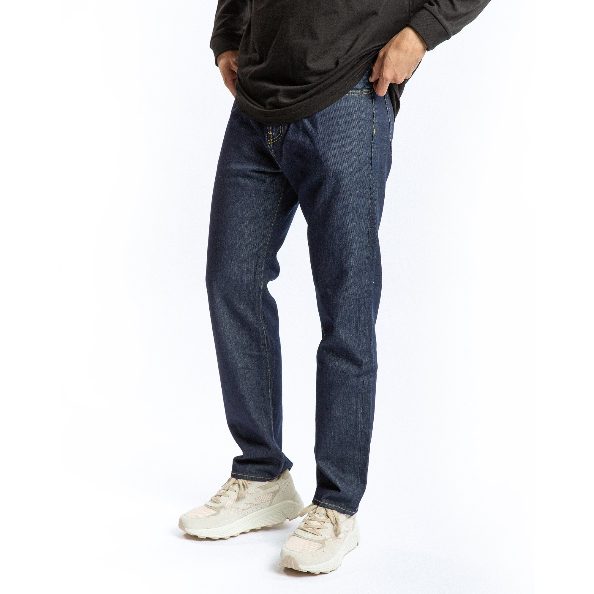 Jeans - Straight fit - Blue